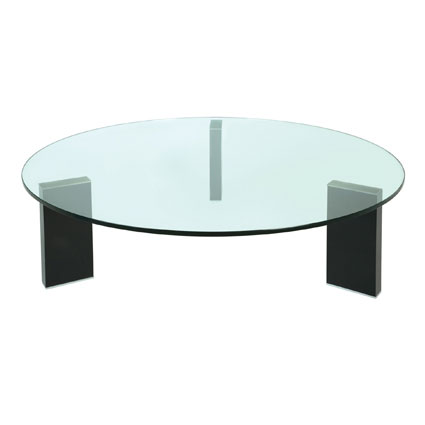 Round-Glass-Top-Coffee-Table